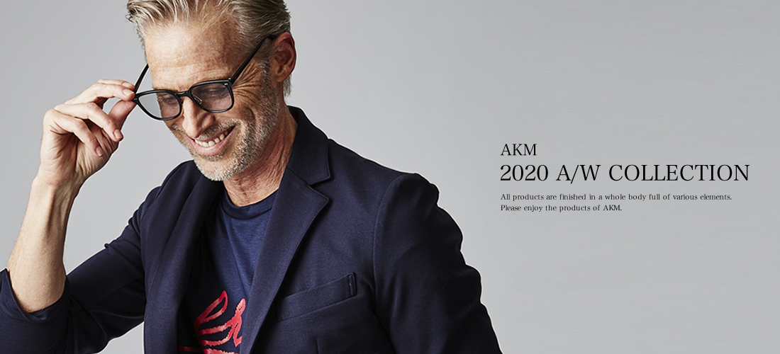 AKM 2020aw COLLECTION