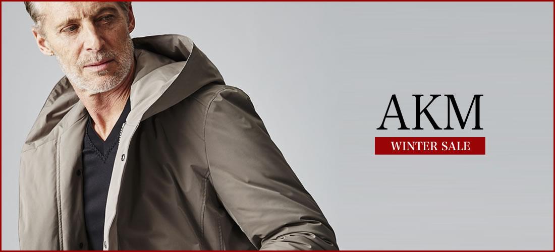 AKM 公式 セール 特集
