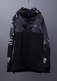 【AKM】DRIVING COMBI PULL OVER PARKA